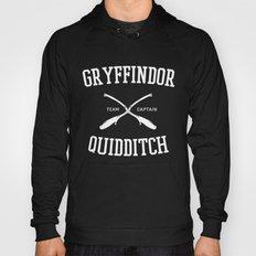 Hogwarts Quidditch Team: Gryffindor Hoody
