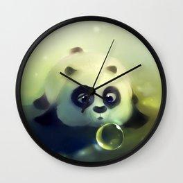 Dumpling Wall Clock