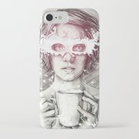 milk iPhone & iPod Cases featuring Milk by Anna Sun