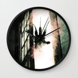 Never Sleep Again Wall Clock