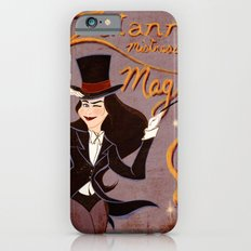 Zatanna! Mistress of Magic! iPhone 6s Slim Case
