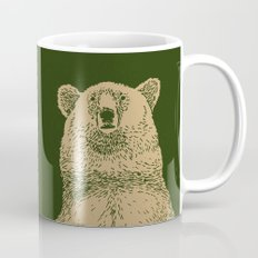 Kodiak Bear Coffee Mug