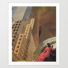 Urban Sonata Art Print