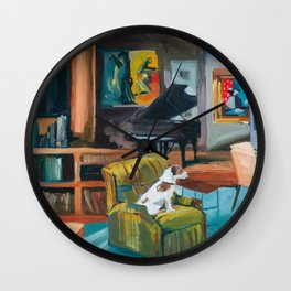 Frasier's apartment Wall Clock