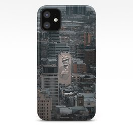 City view of Montreal iPhone Case