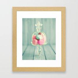 Glass Treasure Framed Art Print