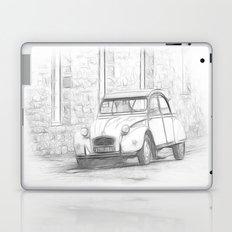 Citroen 2 CV - Deux Chevaux Laptop & iPad Skin