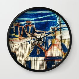 Fortitude Valley Wall Clock
