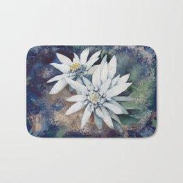 edelweiss Bath Mat