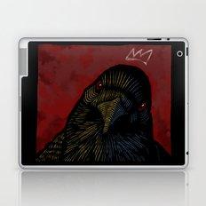 King of the Crows. Laptop & iPad Skin