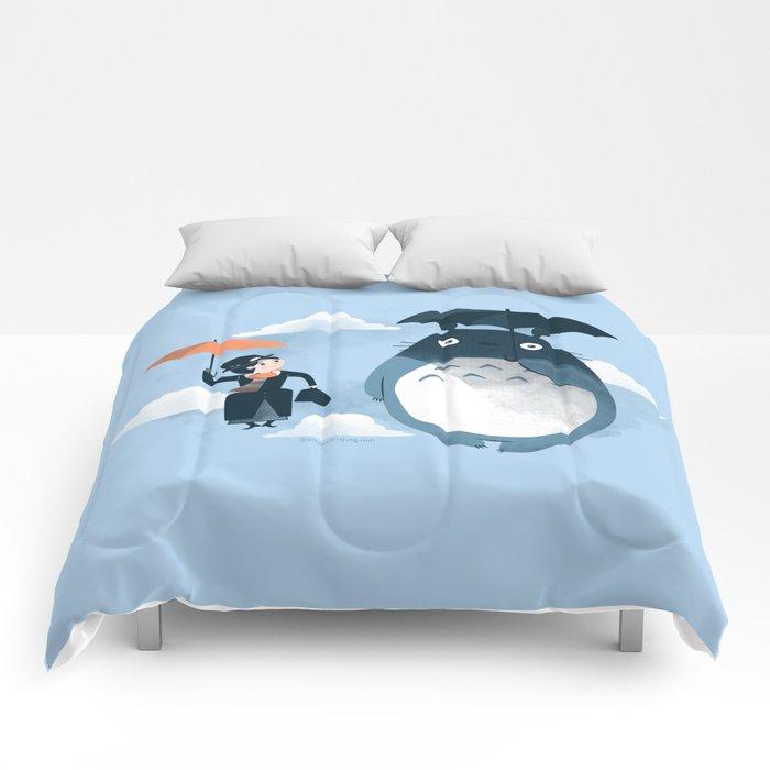 The Perfect Neighbor Comforters