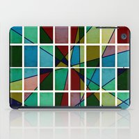 mosaic iPad Cases featuring Mosaic by Tammy Kushnir