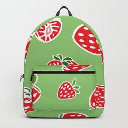 Greenie Strawberries Backpack