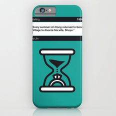 No029 MY Waiting Book Icon poster Slim Case iPhone 6s