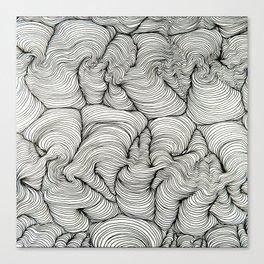 Soul Wave Exhibit 1 Canvas Print