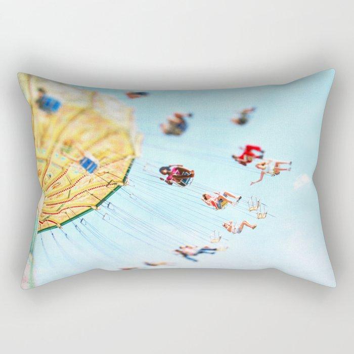 Weeeeeee Rectangular Pillow
