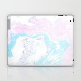 Colorful Waves Marbling Laptop & iPad Skin