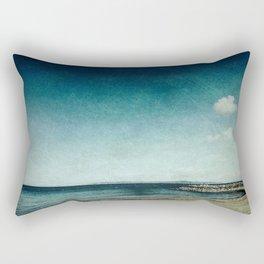 Blackening Skies Rectangular Pillow