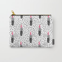 Lipsticks pattern Carry-All Pouch