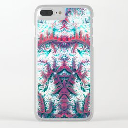 What you really see   Hidden Forms Clear iPhone Case