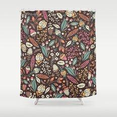 Sweet Flowers Shower Curtain