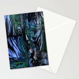 The Abstraction of Utopia and Oblivion  Stationery Cards