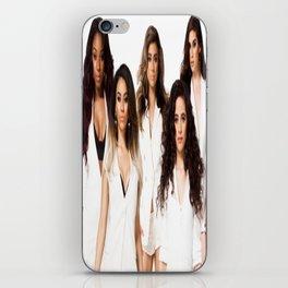 Fifth Harmony iPhone Skin