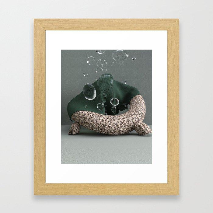 25/01/2020 Framed Art Print