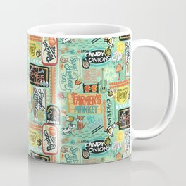 Farmer's Market Fun Coffee Mug