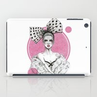 fancy iPad Cases featuring Fancy by Tania Santos