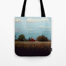 Life on the farm Tote Bag