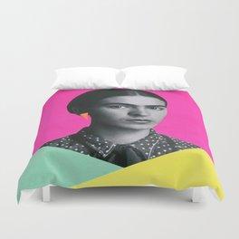 Modern Frida Duvet Cover