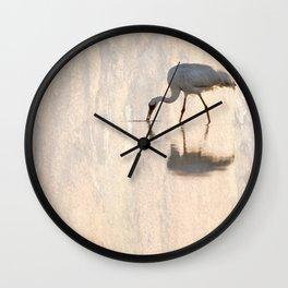 Endangered Wall Clock