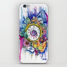 Remembering Wonderland iPhone Skin