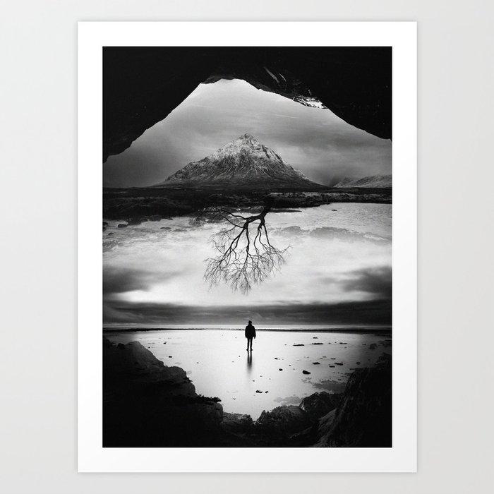 Tree of life Kunstdrucke