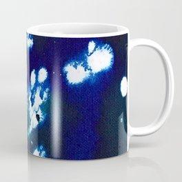 blue water splash Coffee Mug
