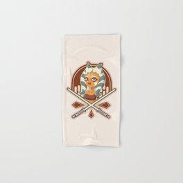 Ahsoka the padawan Hand & Bath Towel