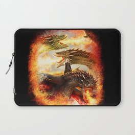 Dragon Children Laptop Sleeve