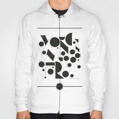 B&W Typography Hoody