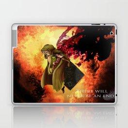 Dark Souls 2 Emerald Herald - Shanalotte  Tribute Laptop & iPad Skin