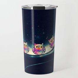 owl 107 Travel Mug