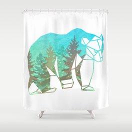 Lazy Sundays Shower Curtain