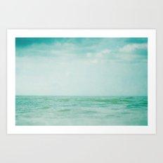 ocean 2243 Art Print