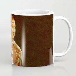 Lady With Dobby Coffee Mug
