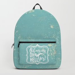 Oh my my, OH HELL YES! Backpack