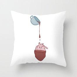That Coffee Life Throw Pillow