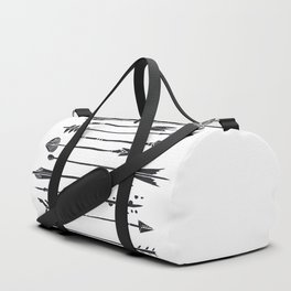 Narrow Boho Arrows Duffle Bag