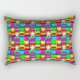 LOVE-1 Rectangular Pillow