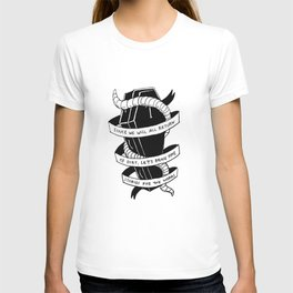 Stories For The Worms T-shirt