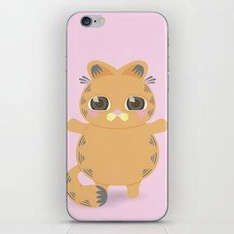 Garfield iPhone Skin
